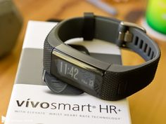 Garmin Vivosmart HR+ review, a possible Microsoft Band alternative
