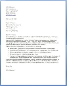 cover letters google search - Great Resume Cover Letters