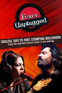 An evening of soul-stirring music by Shafqat Amanat Ali and Sanam Marvi. Click to book your tickets. #DelhiEvents #SufiMusic #FeverUnplugged
