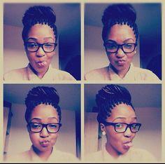 Box braids,Beautifully done. Box braids,Beautifully done. African Hairstyles, Braided Hairstyles, Protective Hairstyles, Protective Styles, Hype Hair, Box Braids Styling, Natural Hair Styles, Long Hair Styles, My Hairstyle