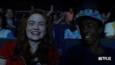 Lucas and Max Days until Lucas Stranger Things, Stranger Things Season 3, The Best Series Ever, Best Shows Ever, Duffer Brothers, Netflix, Sadie Sink, Wattpad, Best Couple