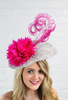 Kentucky Derby Fascinator  DD by HEADCANDI on Etsy