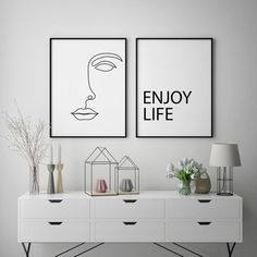 Abstract face Single line drawing Prntable wall art Single Line Drawing, Abstract Faces, Black And White Wall Art, Fashion Wall Art, Modern Wall Decor, Inspiration Wall, Bedroom Art, Black Decor, Minimalist Art