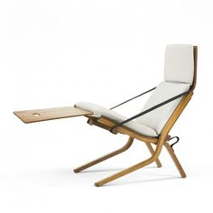 Ernest Race, Neptune Chair by Ernest Race Ltd. for Peninsular & Orient Cruise Ships, 1953.