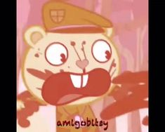 Happy Tree Friends, Three Friends, Number Two, Videos, Fictional Characters, Weird Things, Infancy, Fantasy Characters