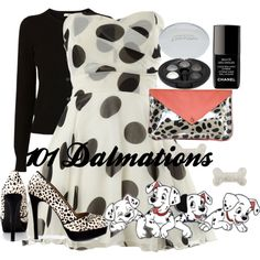 """101 Dalmations"" by amarie104 on Polyvore"