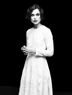 apocalyptic-euphoria: Keira Knightley photagraphed by Peter Hapak. stunning