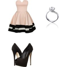Amy Sykes by drenchedincouture on Polyvore featuring polyvore fashion style Giuseppe Zanotti Tomasz Donocik