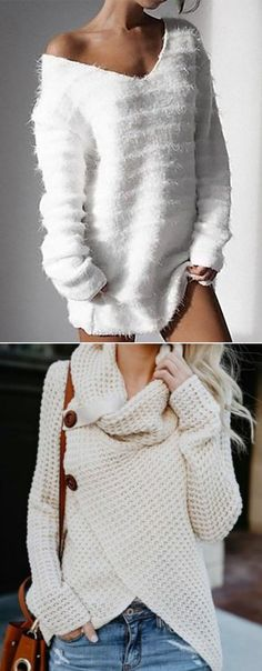 0b4caf2cd1 Women Fashion Long Sleeve Kintted Autumn Winter Sweater. Lalasgal