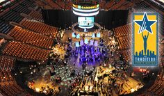 Major acts perform at huge venues such as TD Garden.