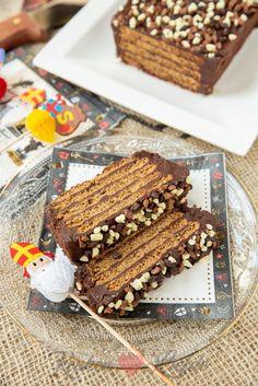 No Bake Cookies, No Bake Cake, Colorful Drinks, Honey Cake, Pie Cake, No Bake Desserts, High Tea, Gingerbread Cookies, Baking Recipes