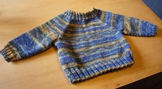 Ravelry: Project Gallery for Seamless Baby Sweater pattern by Sarah Stanfield