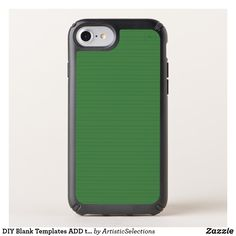 DIY Blank Templates ADD text, image, photo Speck iPhone Case