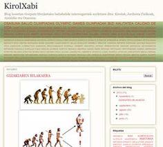Blog Actividad física, ocio y salud