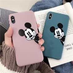 Mickey Mouse Pattern iPhone Case - Cheap Phone Cases For Iphone 6 Plus - Ideas of Cheap Phone Cases For Iphone 6 Plus -