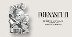 Portaombrelli Trompe L'oeil Rovine by Fornasetti.