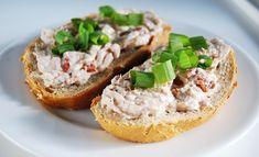 Pasta serowa z tuńczykiem
