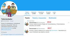 5 años del proyecto @Tuitorientador