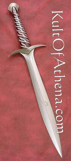 Hobbit bilbos sword