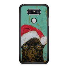 Santa Pug LG Case