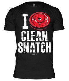 I Clean & Snatch | FitnessTerritory.com
