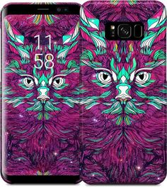 Space Cat Samsung Case