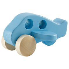 Buy Hape Little Plane, Blue Online at johnlewis.com