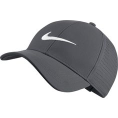 bf9391461cc6 Nike Men s AeroBill Legacy91 Perforated Golf Hat