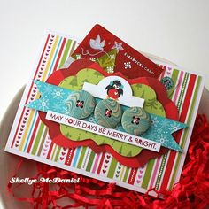 Papered Cottage by Shellye McDaniel: Card Creations