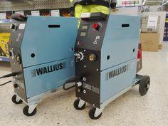 Juuri saamamme tiedon mukaan olemme ottaneet Walliuksen hitsauskoneet myyntiin. - Virtasenkauppa - Verkkokauppa. - Wallius welding machines.