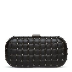 this hot clutch will go with any dress possible!
