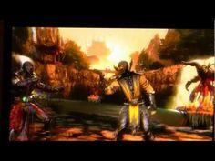 Scorpion MK9 Intro