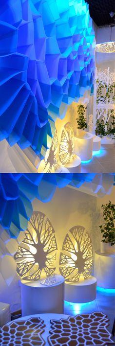 "DESIGN EXPO ""NATURE"" Table Lamp, Studio, Paper, Nature, Design, Home Decor, Table Lamps, Naturaleza, Decoration Home"