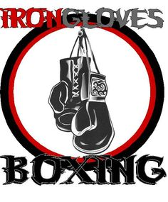 22 Best Boxing Logos by IronGloves Boxing Gym images in 2014