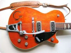 Completely original #Gretsch 6121 Chet Atkins Solidbody