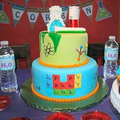 17 Super Science Party Ideas | Spoonful