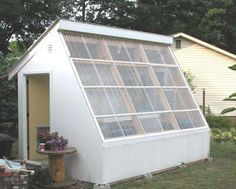 Improve Your Home's Energy Usage With These Solar Energy Design - DIY Solar Energy Greenhouse Farming, Small Greenhouse, Greenhouse Plans, Heated Greenhouse, Polycarbonate Greenhouse, Wooden Greenhouses, Solar Energy Projects, Backyard Sheds, Garden Sheds
