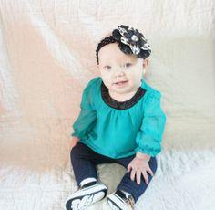 Baby Fashion! Leopard