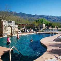 Tanque Verde Ranch, Tucson, Arizona