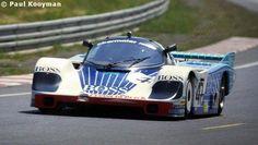 Porsche956#109  Obermaier Racing GmbH 1984