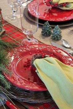 Декорування різдвяного столу: 30 стильних ідей – Журнал – His.ua