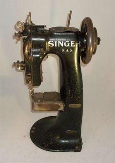 Singer USA Machine