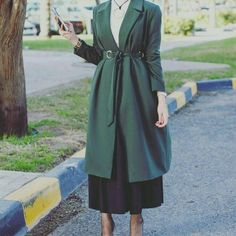 467 Likes, 5 Comments - Abaya Show ( o. Modern Hijab Fashion, Islamic Fashion, Abaya Fashion, Muslim Fashion, Modest Fashion, Fashion Dresses, Hijab Outfit, Hijab Style Dress, Hijab Chic