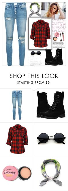 """Everyday Outfit"" by daeix001 ❤ liked on Polyvore featuring Mother, Frye and Full Tilt"