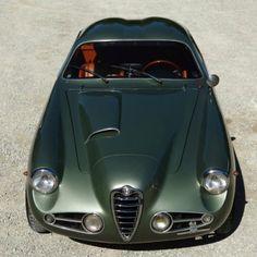 '55 Alfa Romeo Zagato