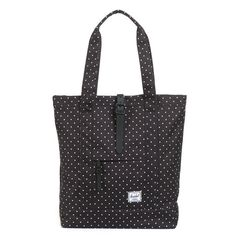 The Holiday 2013 Market Tote in Black Polka Dot Polka Dot Bags, Polka Dots, My Bags, Purses And Bags, Tote Bags, Herschel Supply Co, Backpacks, Holiday, Christmas