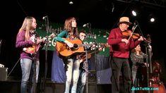 AJ Lee, Molly Tuttle, and Jack Tuttle -- Cherokee Shuffle