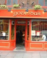 Govinda's, Dublin, Ireland.