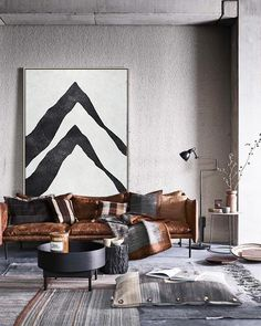 Minimal Art 2019 Vertical Abstract Painting hand painted painting on canvas black white grey minimal painting. By Celine Ziang Art ( CZ Art Design) The post Minimal Art 2019 appeared first on Sofa ideas. Living Room Interior, Living Room Decor, Living Room Designs, Living Spaces, Unique Home Decor, Apartment Design, House Painting, Minimalism, New Homes