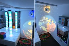 Dorset Sensory Room Installation at Chewton Common Playgroup.This new Sensory Room has been designed to create a fantastic environment for the children to enjoy. Whether they are looking to have a relaxing or stimulating experience. We have installed a range of products that will provide the children with some wonderful effects. In the corner of the roomwe installed our very …